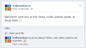 Hellowindows.cz