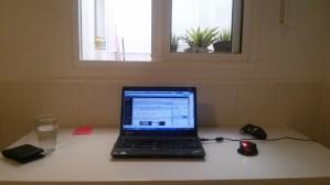 Pracovný priestor v coworkingu v Malage