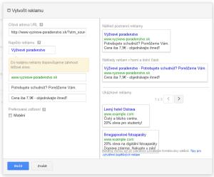 Google Adwords STEP 2