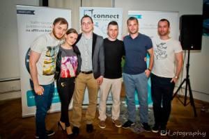 Účinkujúci na Noci affiliate marketingu