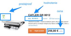 Catler gril - Heuréka