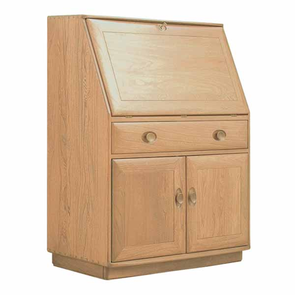 Ercol Windsor Bureau   Choice Furniture Ercol Windsor Bureau