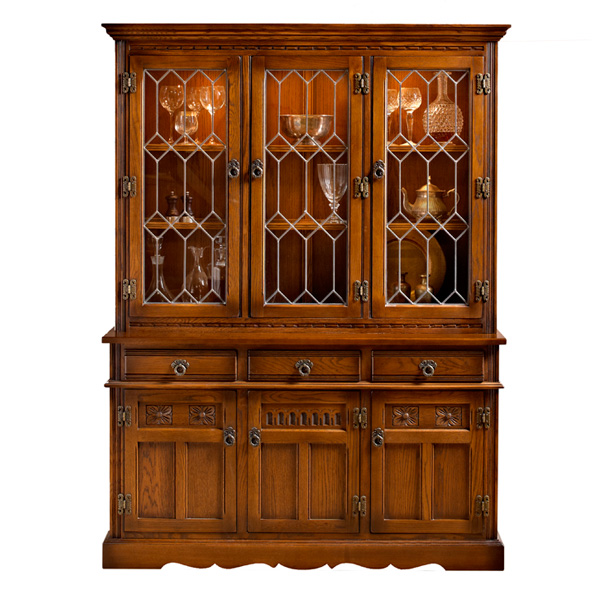 Wood Bros Large Dresser Top Sideboard Choice Furniture