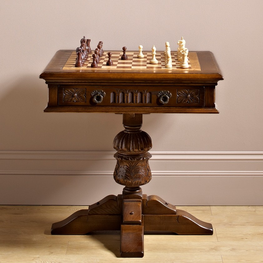 Old Charm Games Table Choice Furniture