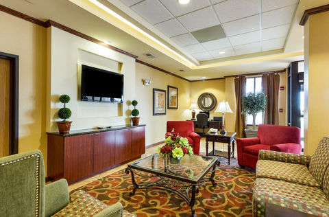 Comfort Inn   Suites   Blytheville  AR Hotel   Book Now