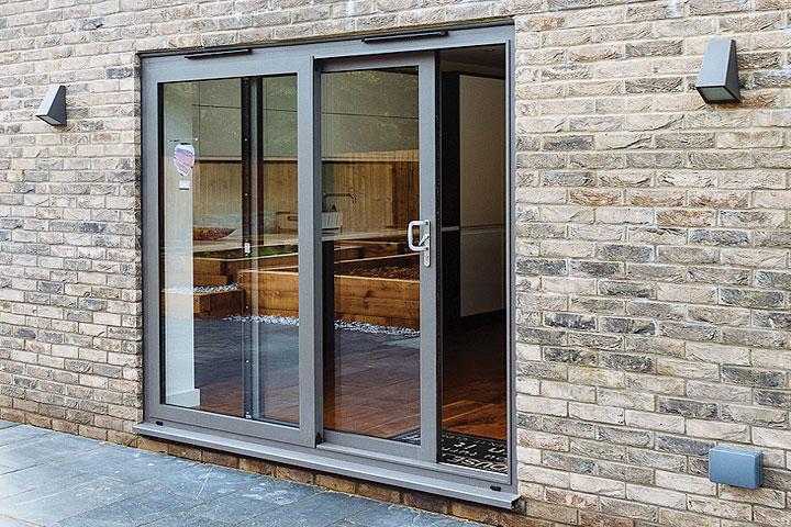aluminium patio doors surrey from