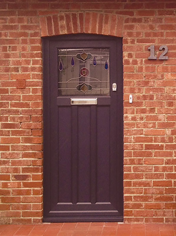 Timber Alternative Front Doors Leicestershire Oakham