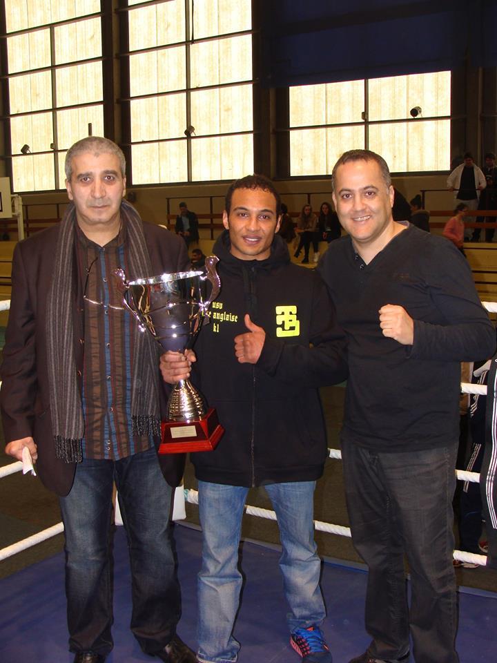 Abdel Ali Debah, Moussa et Nasser Negrouche.