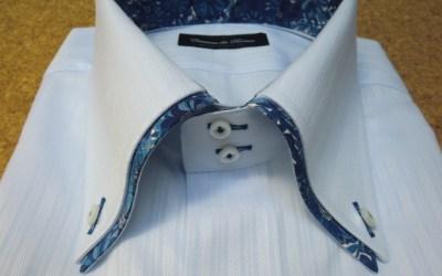 【オーダーワイシャツ オプション3個無料 & ¥3,000 offフェア 開催中!】