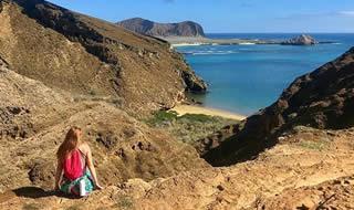 San Cristobal Island Punta Pitt Galapagos