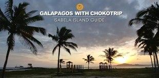 Isabela Island Guide Galapagos travel
