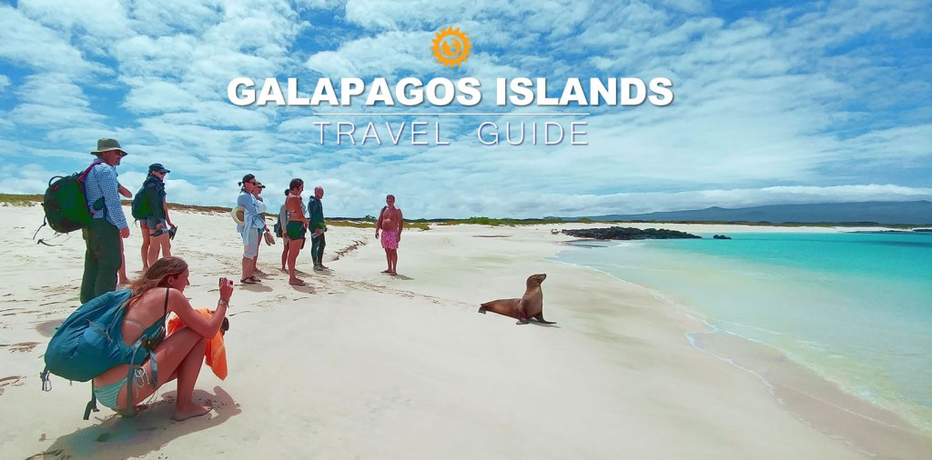 Galapagos Islands travel guide low cost