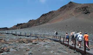 Tour diario a Isla Bartolome Galapagos