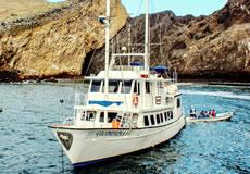 Yate Golondrina Yacht Galapagos