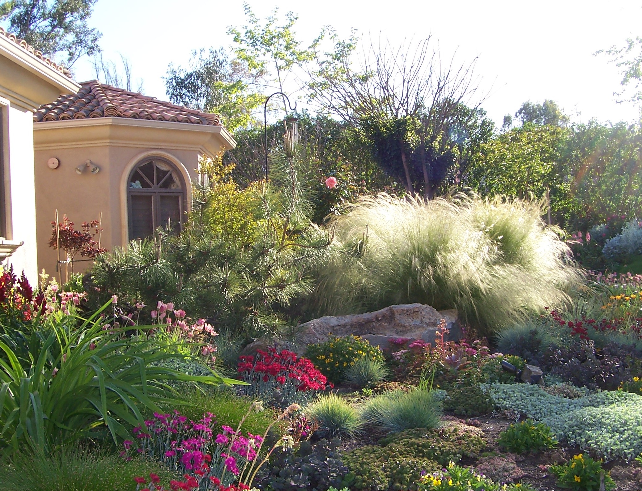 Portfolio for Gardens in southern california