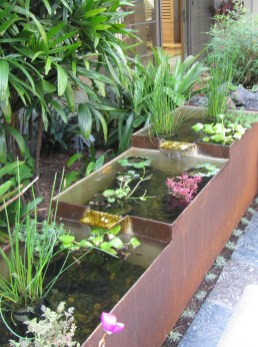 Fountain Troughs