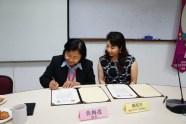 台湾国立金门大学-签署备忘录