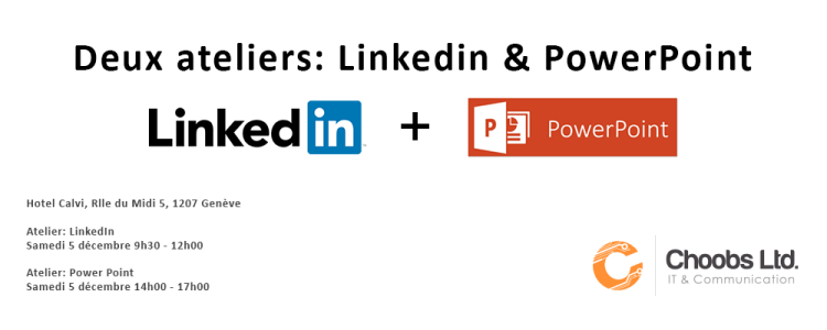 LinkedIn & PowerPoint Workshop