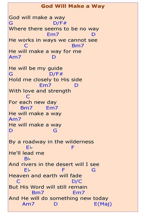Piano Gospel Chords Note 4