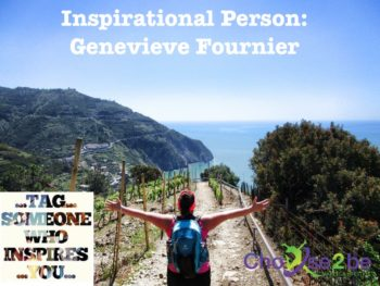 Inspirational Person: Genevieve Fournier