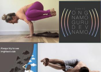 Vinyasa Yoga Class, lesson plan Class 16: Side Crow/ Parsva Bakasana, core work and twist