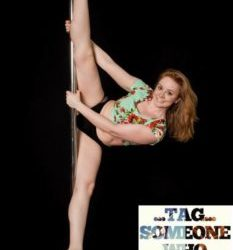 Inspirational Person: Lisa owner of Luxe Pole studio