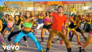How I discover Zumba and why I am still loving it after over 10 years of teaching it.