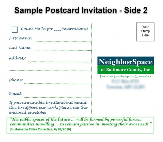 Houseparty Invitation contributes to great fundraising idea