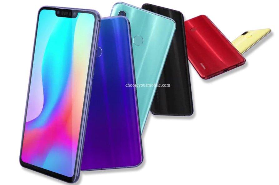 Compare Huawei Nova 3/Nova 3i/Nova 3e | | Choose Your Mobile