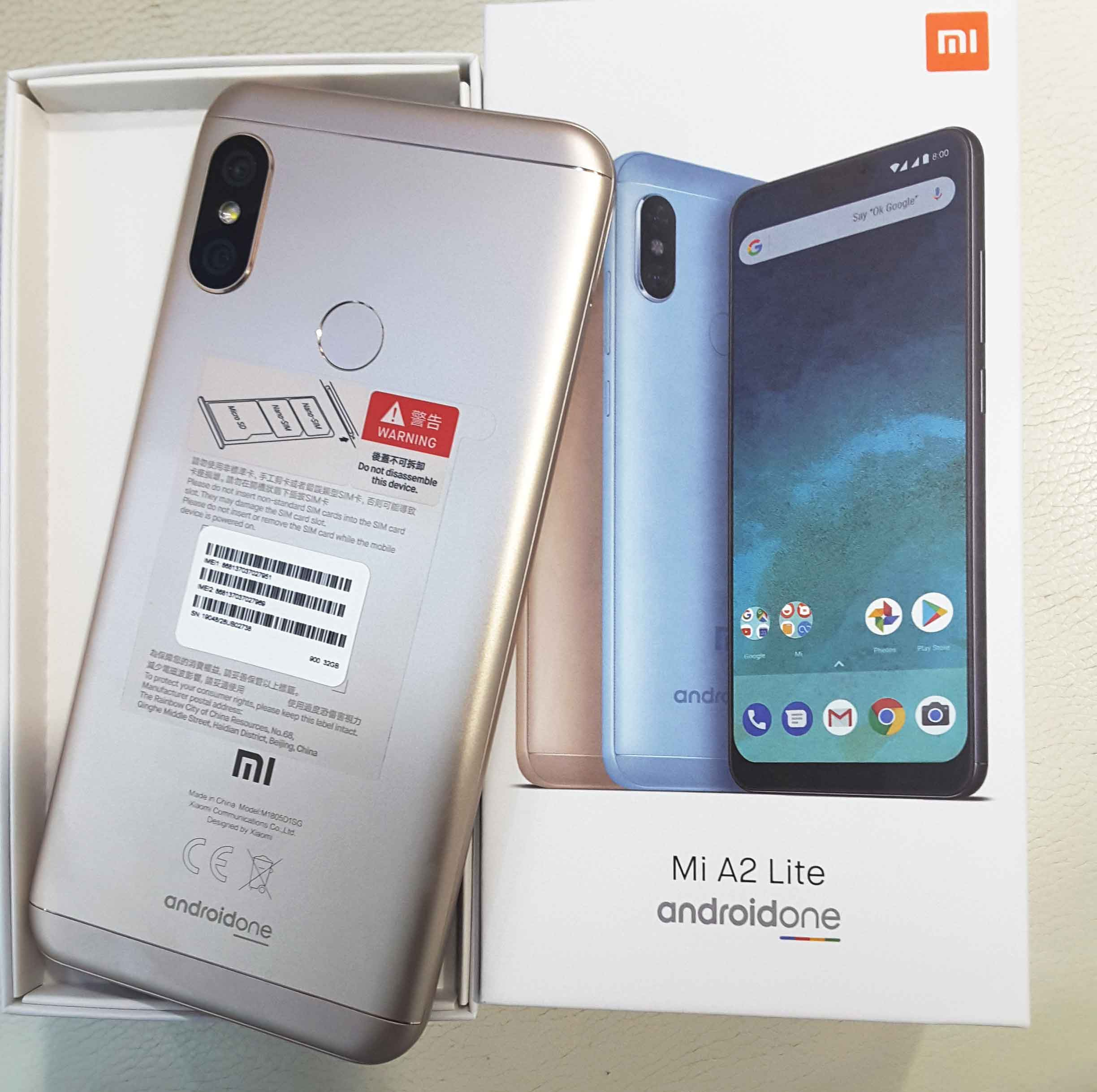 Mi A2 Lite | Choose Your Mobile