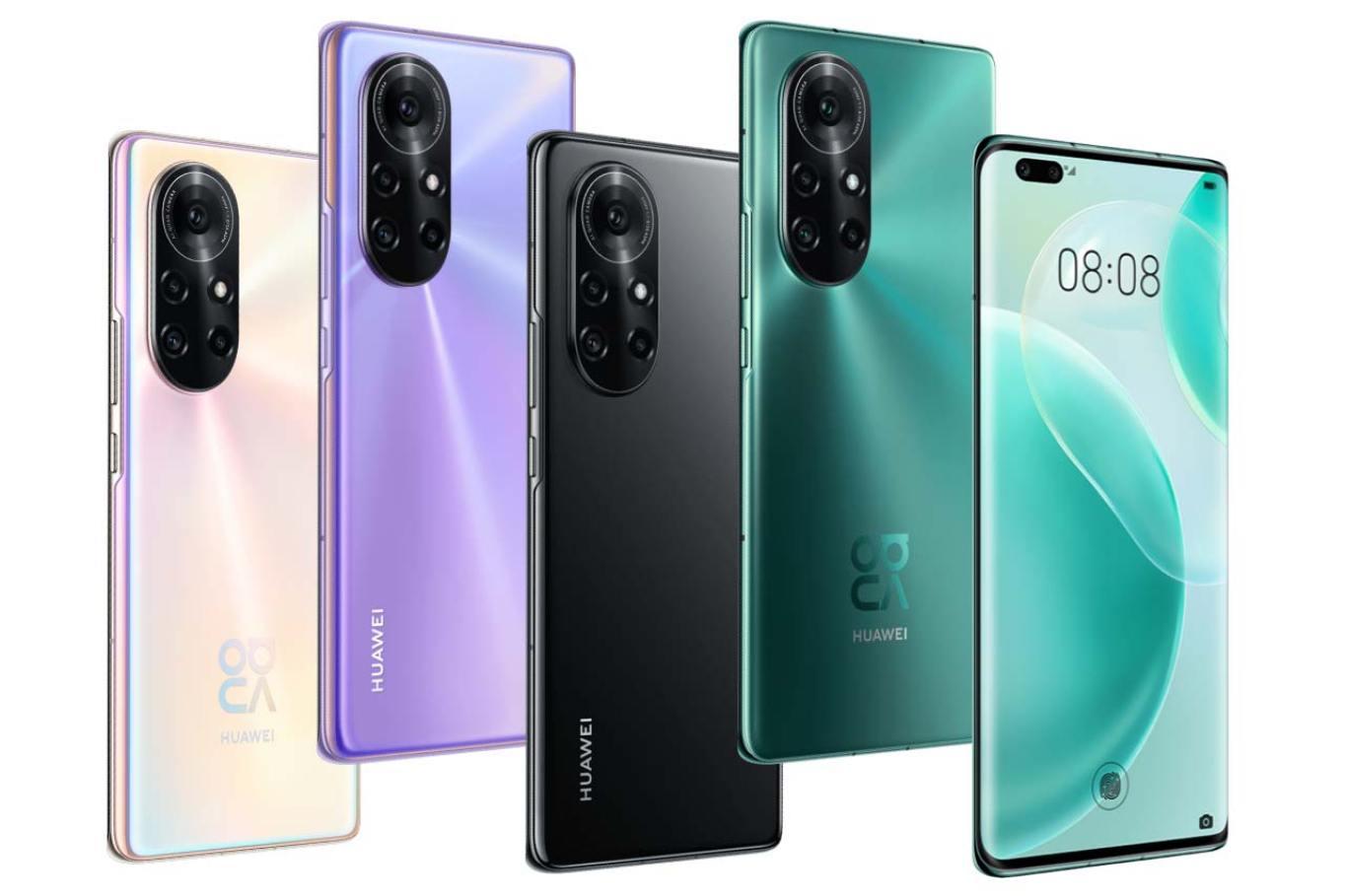 Huawei nova 8 Pro - 5G Price & Specs - Choose Your Mobile
