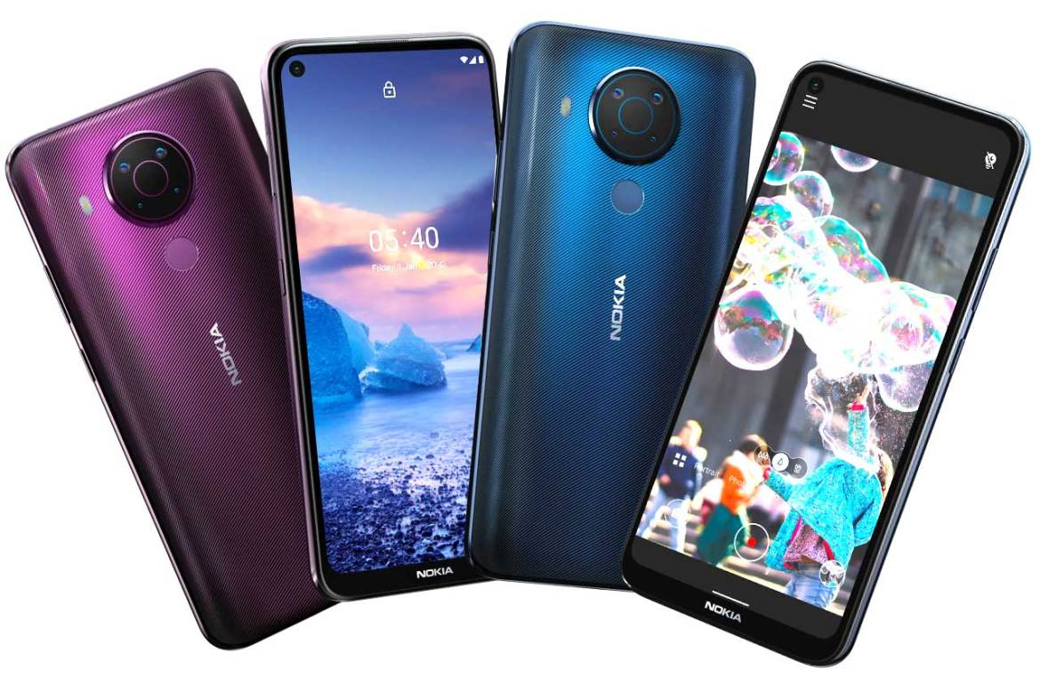 Image result for nokia 5.4