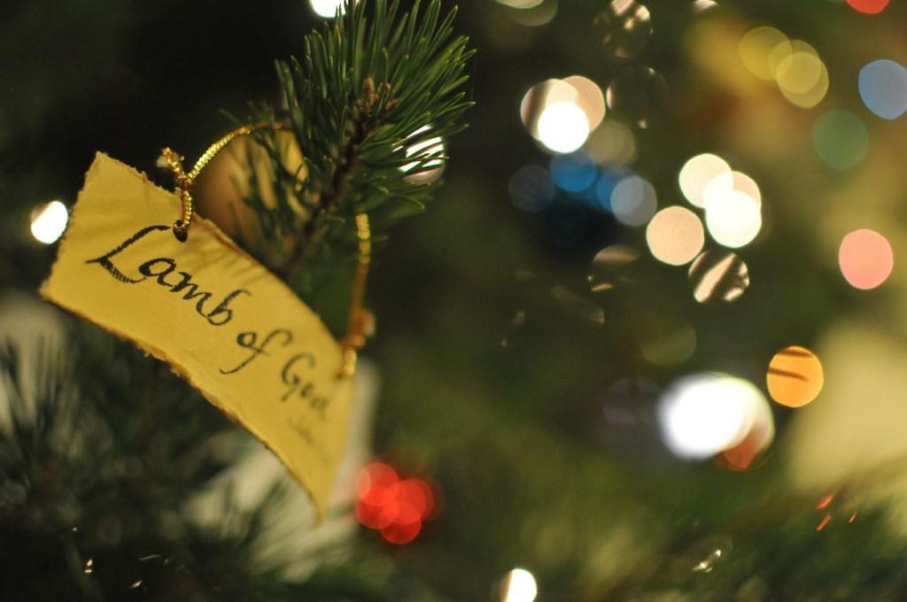 Christmas - Lamb of God