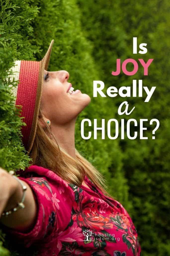 The Wisdom in Choosing Joy 4