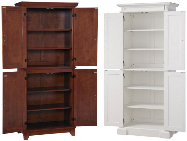 Free Standing Storage Cabinets For The Kitchen Kitchen Pantries
