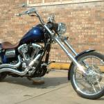 Chopper Kit Harley Davidson Dyna Photo Gallery