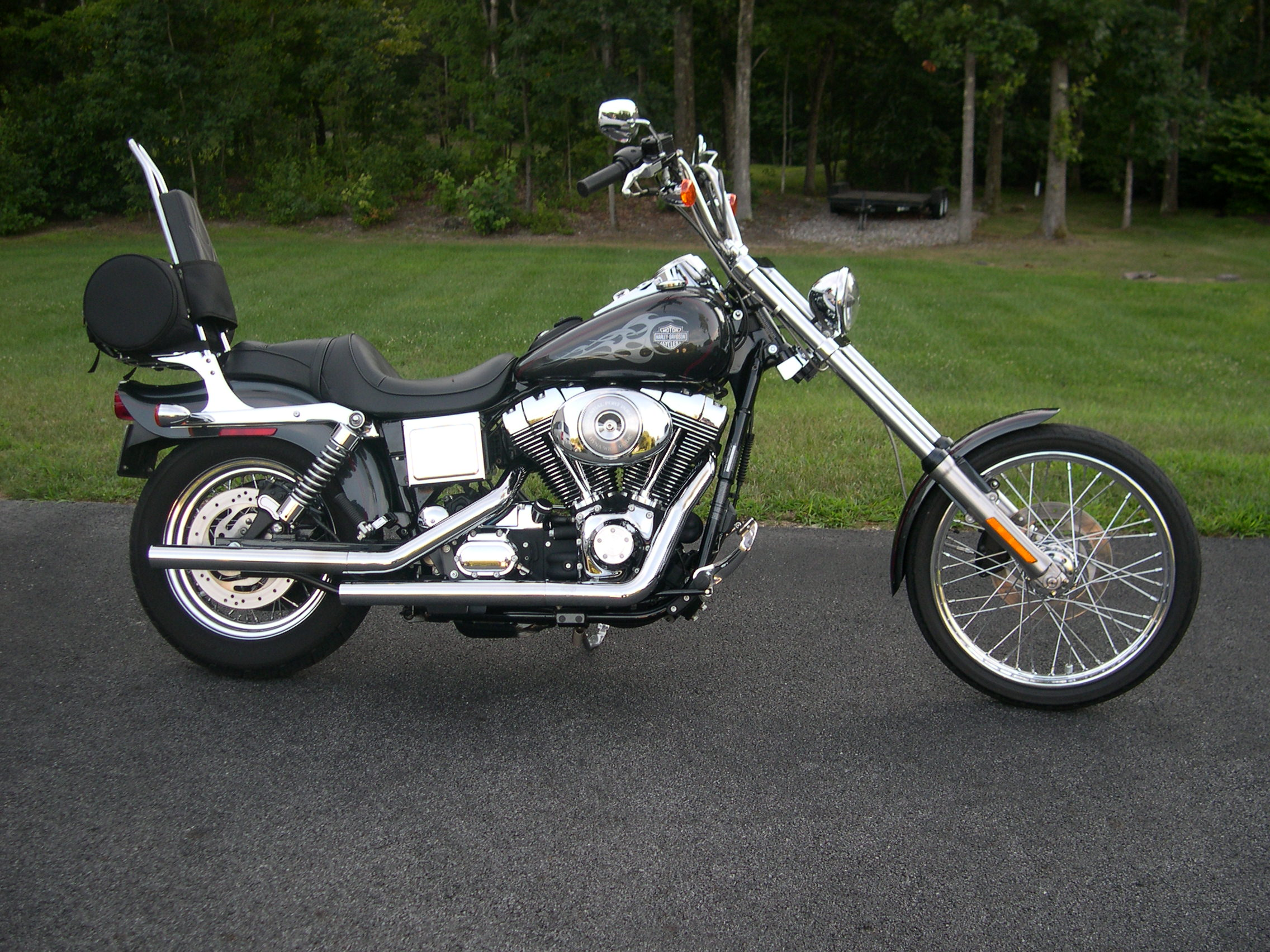 Harley Davidson Sportster Chopper Kits