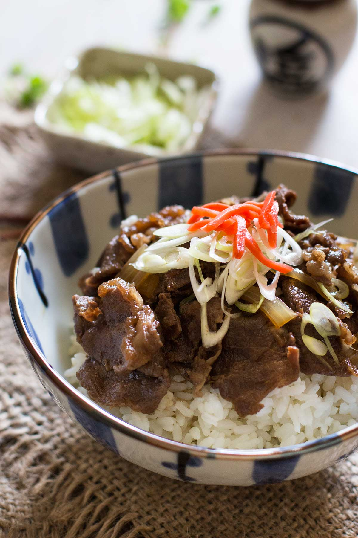 Gyudon Japanese Beef Bowls 牛丼 | Chopstick Chronicles