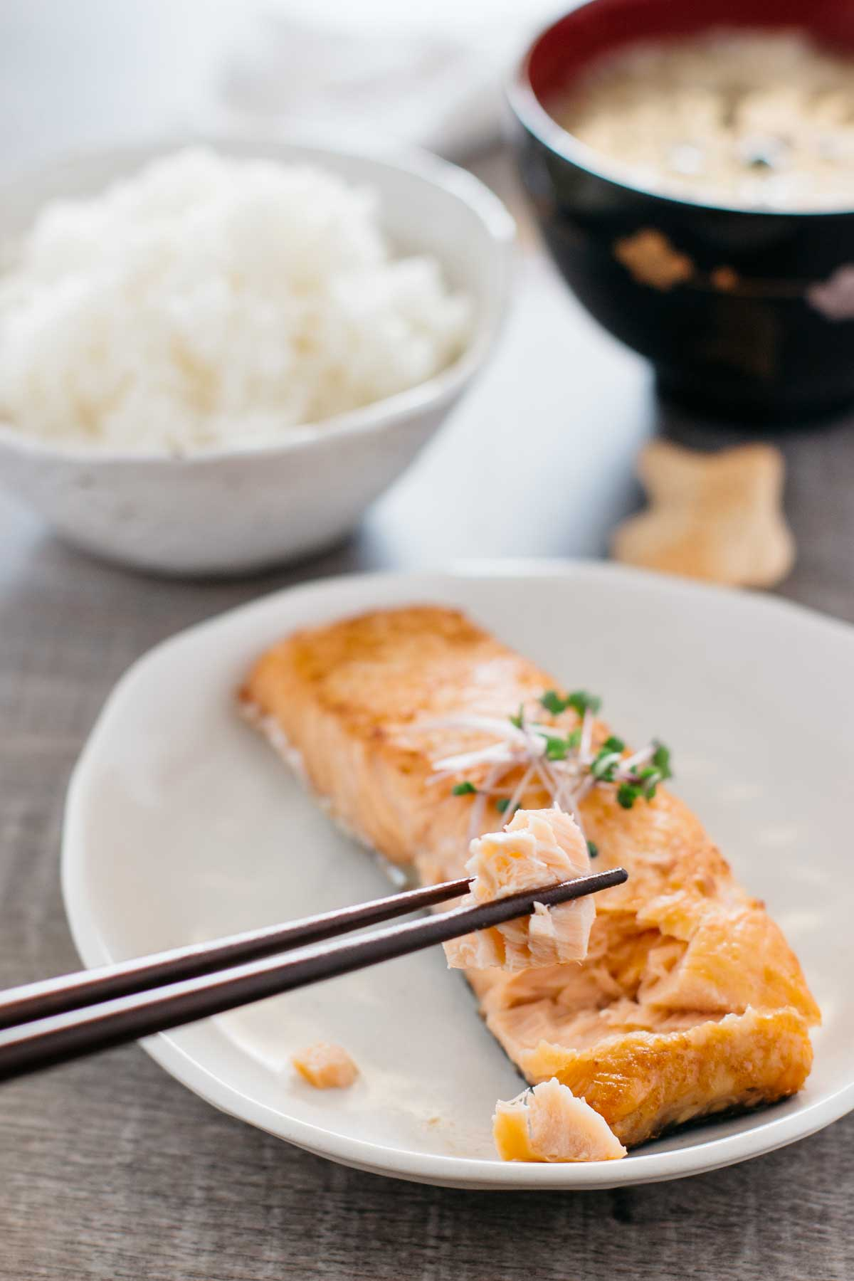 Until I Came To Live In Australia, I Have Never Ever Had Salmon Cooked In A  Different Way From Salted I Believed Salted Salmon Is The Only Way To Cook  And