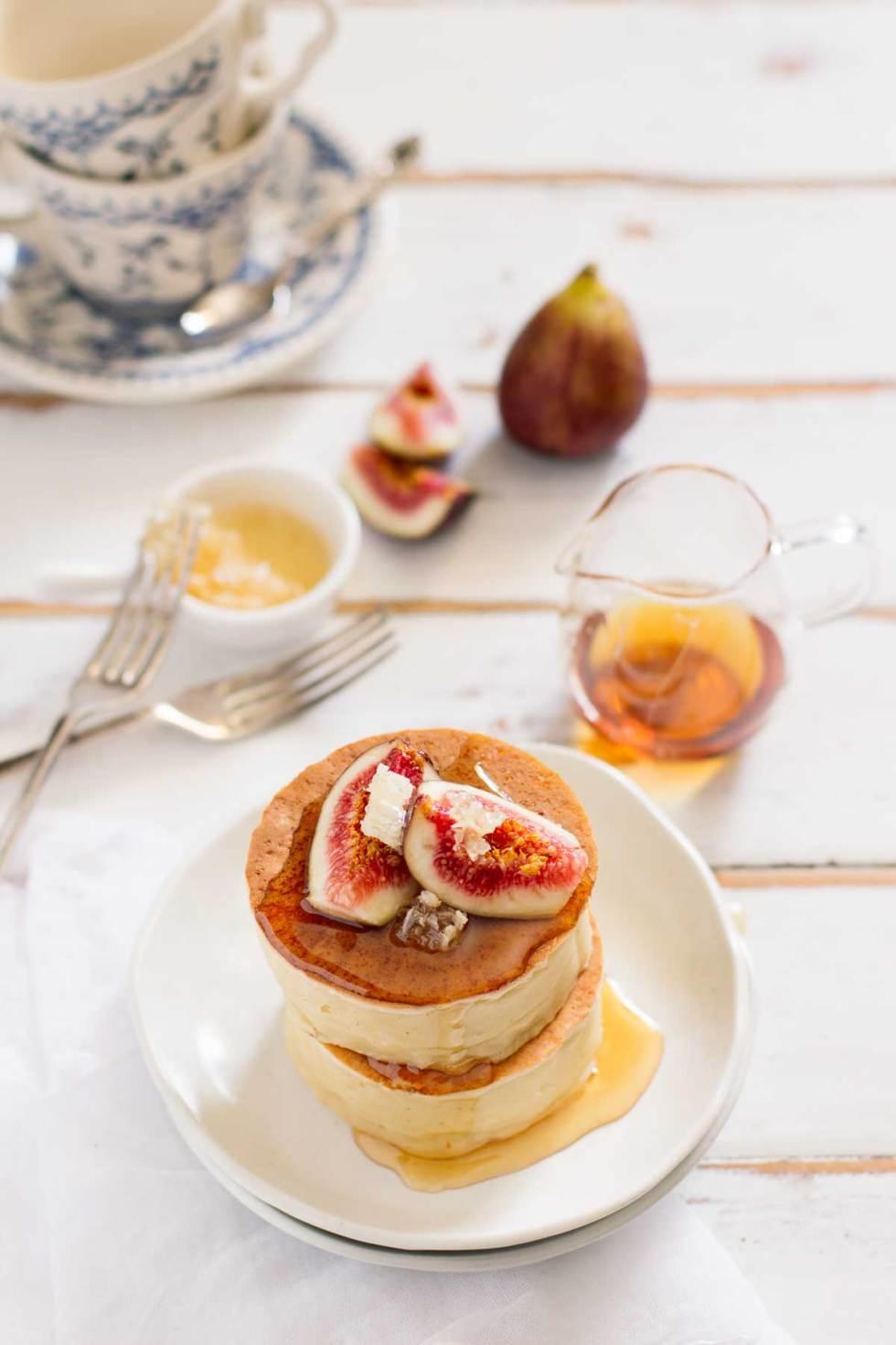 Japanese Style Honey Cake Recipe