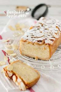 Invisible Apple Cake Japan