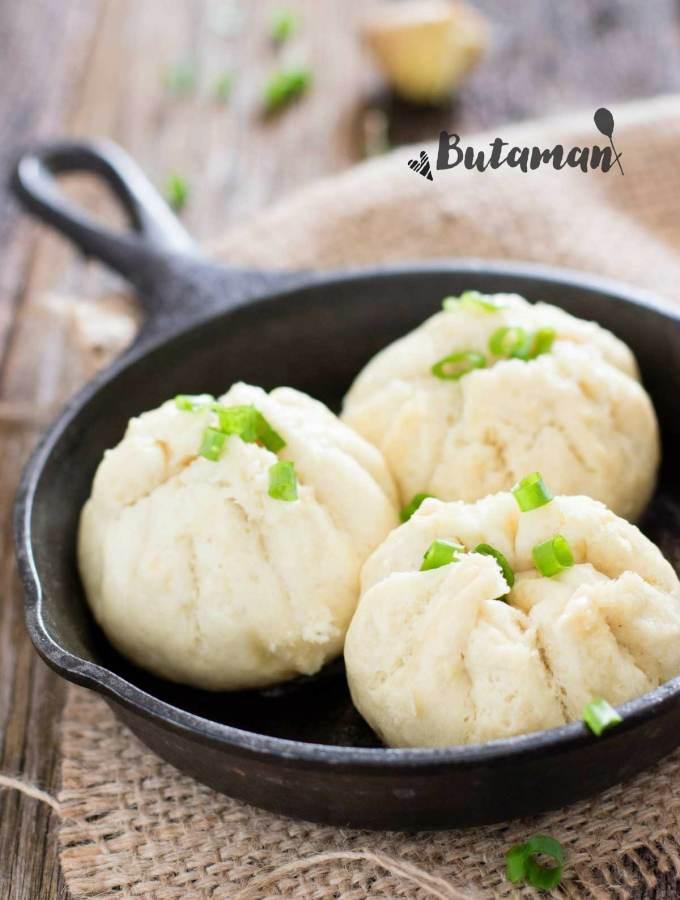 Easy Pan fried Butaman