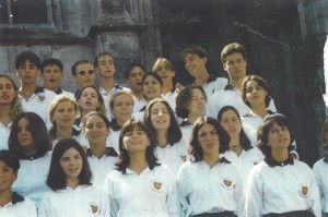 Lourdes, 1996