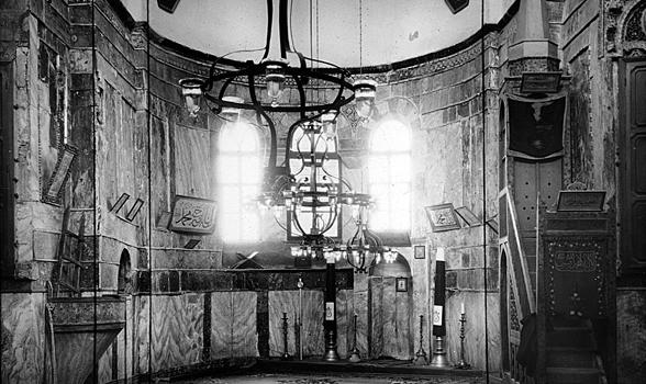 Chora Church, Istanbul, Turkey, 1914