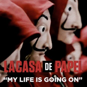 CECILIA KRULL - My Life Is Going On (La Casa De Papel ) Chords for Guitar and Piano