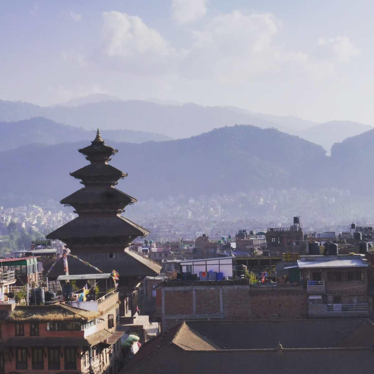 Moja droga w Himalaje