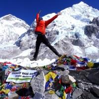 Gdyby to nie był Everest... tobym chyba nie dał rady