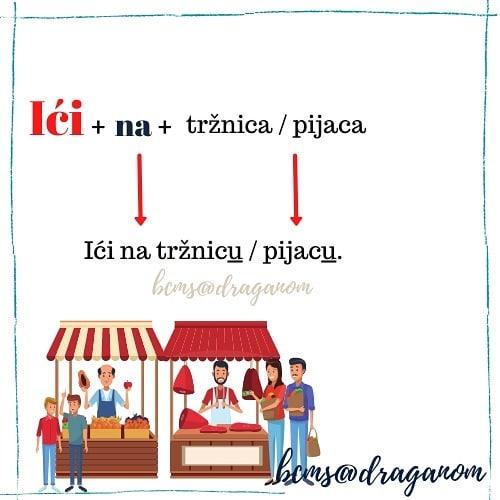 rzeczownik w języku chorwackim