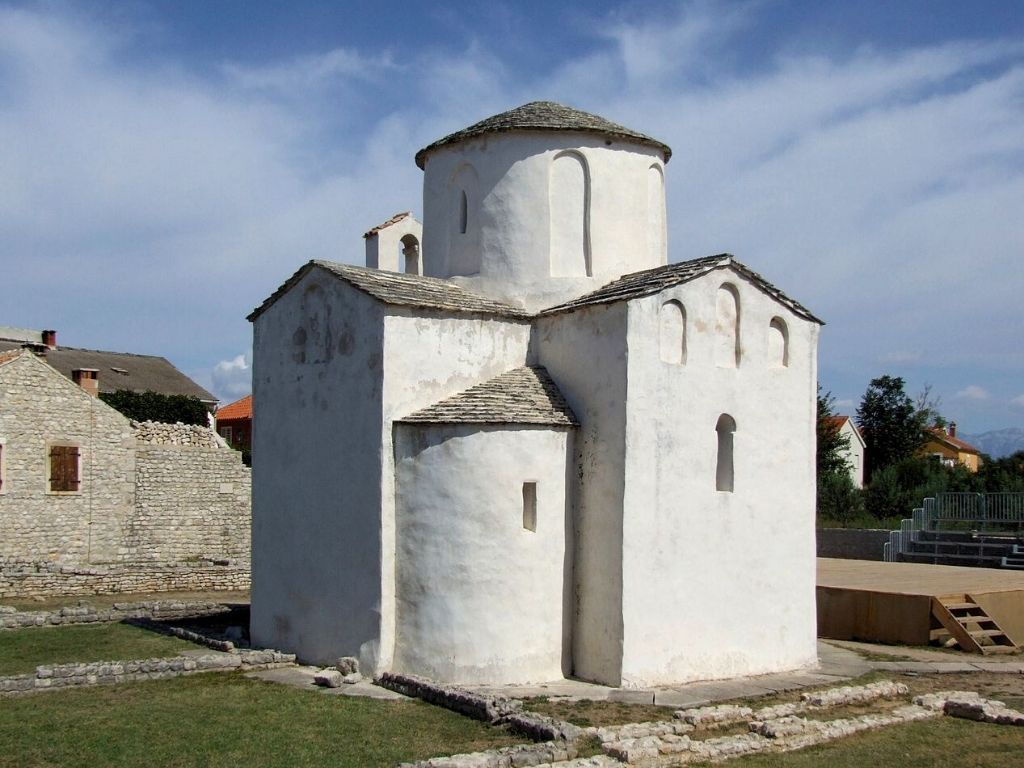 Katedra św. Krzyrza w Ninie