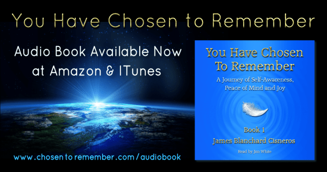 Audio Book Available of Great Spiritual Self Help Book - You Have Chosen to Remember